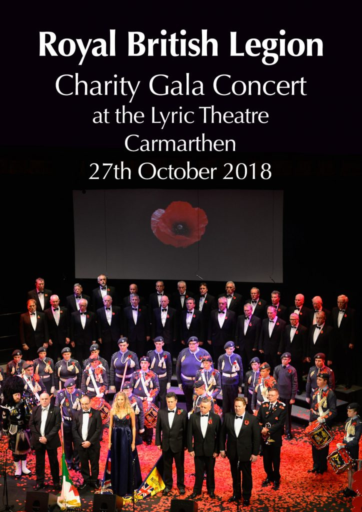 Royal British Legion Concert