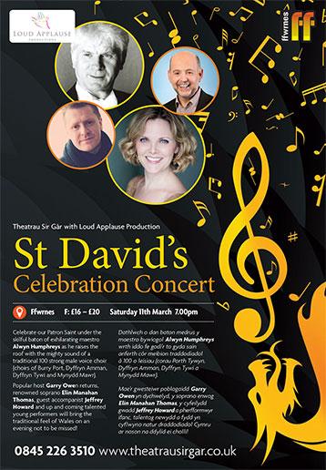 St Davids Day Concert