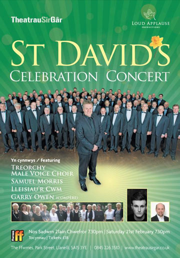 St Davids Concert 2015