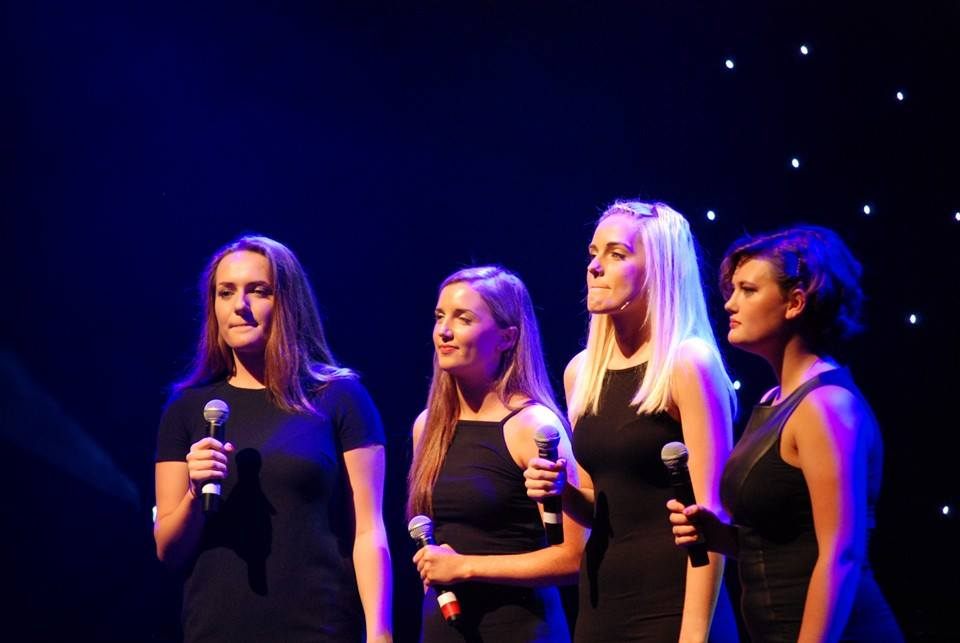 Cantata Gala - Quartet