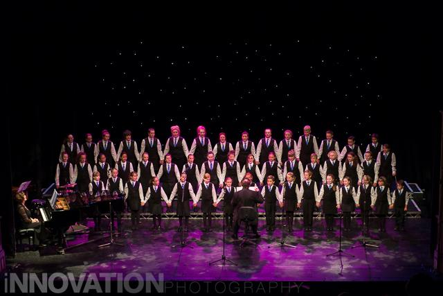 Ty Hafan - Hywel Girls' Choir & Hywel Boy Singers