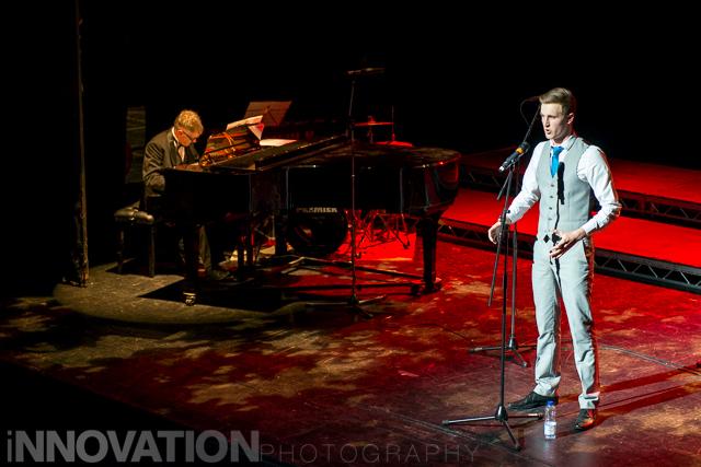 Ty Hafan - Samuel Morris & accompanist Andrew Pike